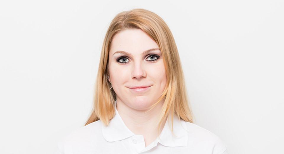 Sportwissenschaftlerin Lavinia Jonietz